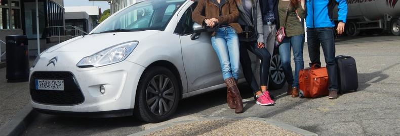 coche compartido accidente indemnizacion